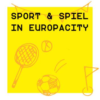Sport & Spiel In Europacity